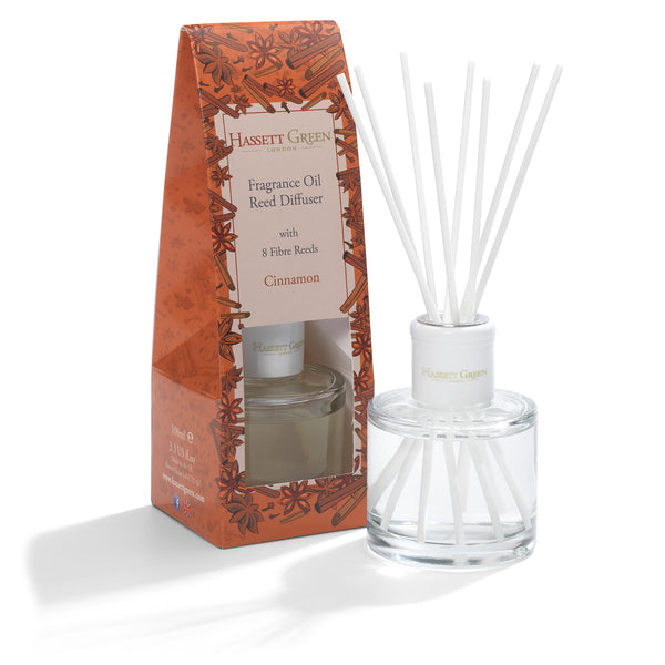 Cinnamon - Fragrance Oil Reed Diffuser 100ml