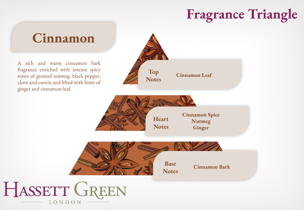 Cinnamon - Fragrance Oil Diffuser Refill 250ml