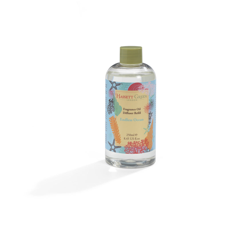 Endless Ocean - Fragrance Oil Diffuser Refill 250ml