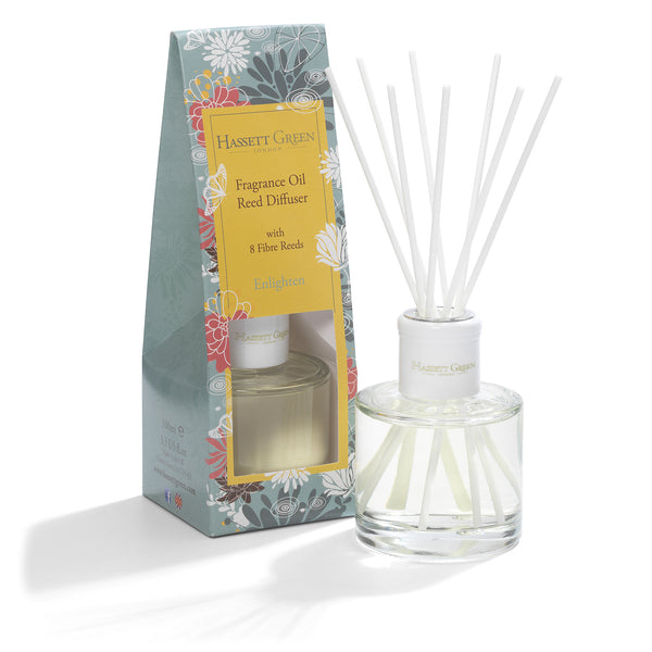 Enlighten - Fragrance Oil Reed Diffuser 100ml