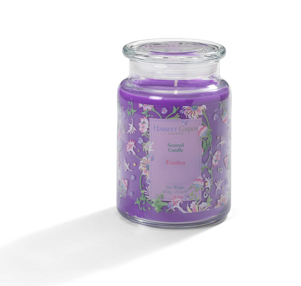 Exotica - Scented Candle Jar 22oz