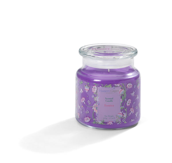 Exotica - Scented Candle Jar 15oz