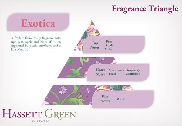 Exotica - Fragrance Oil Diffuser Refill 250ml