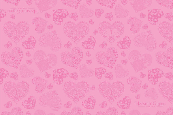 Hearts & Roses - Scented Drawer Liners