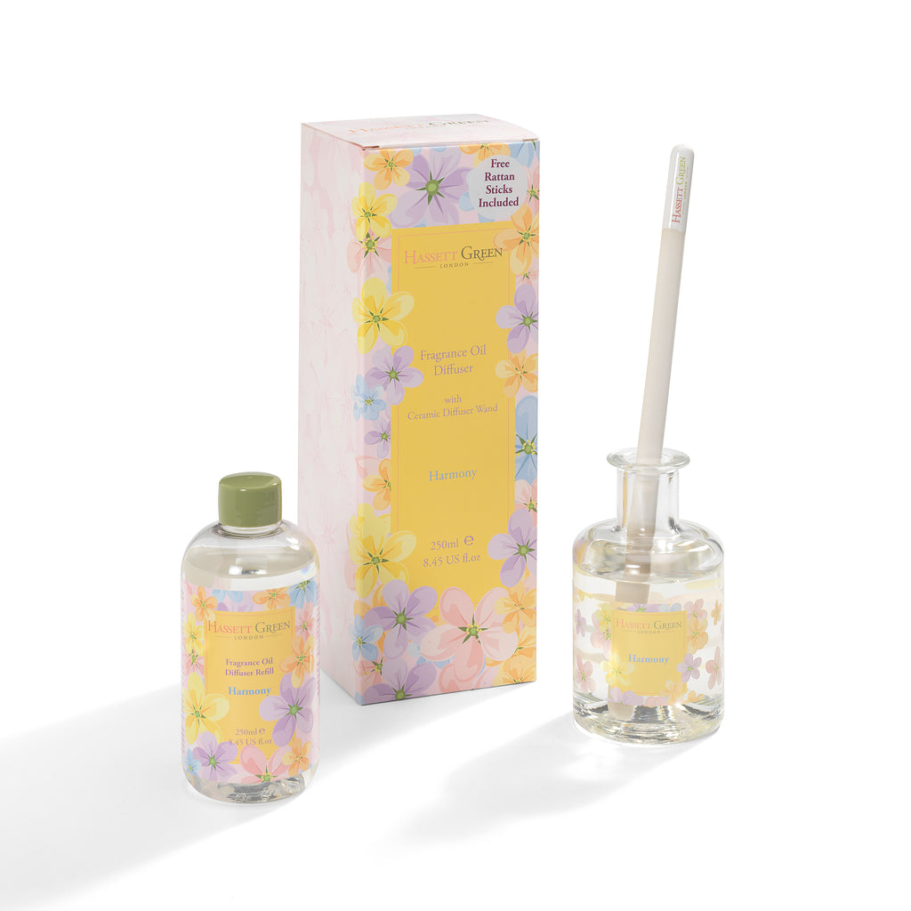 Harmony - Fragrance Oil Diffuser 250ml