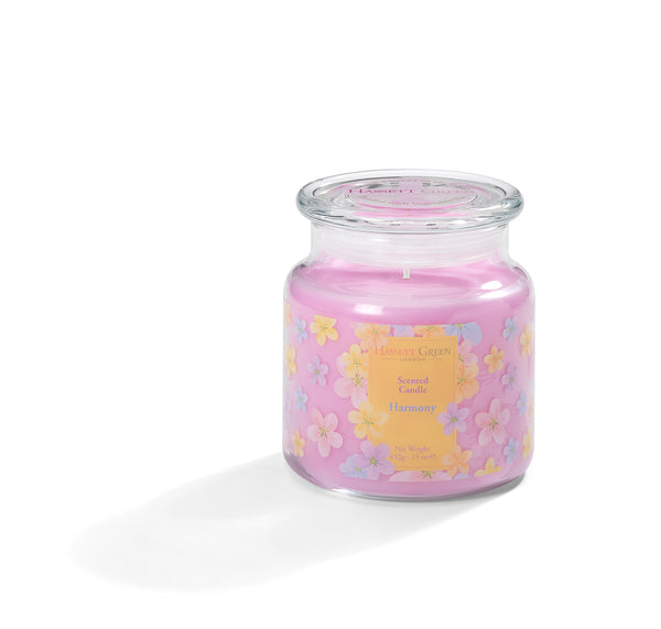 Harmony - Scented Candle Jar 15oz