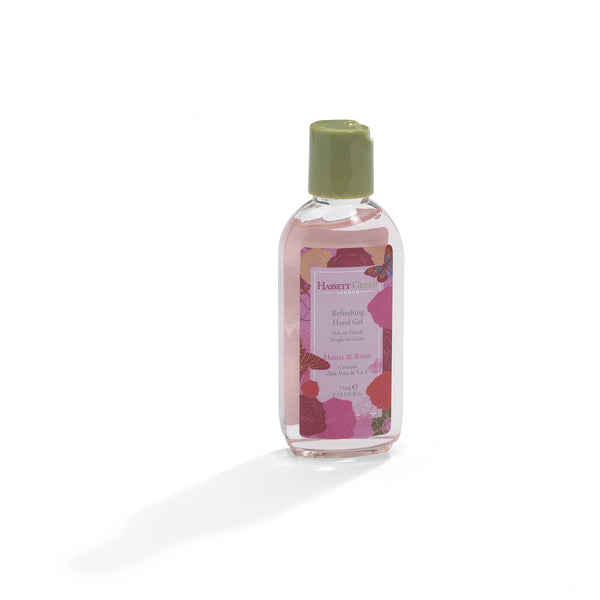 Hearts & Roses - Refreshing Hand Gel 75ml