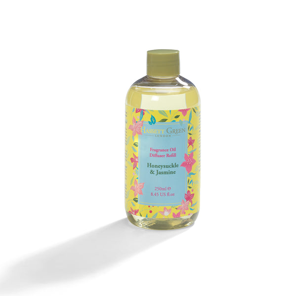Honeysuckle & Jasmine - Fragrance Oil Diffuser Refill 250ml
