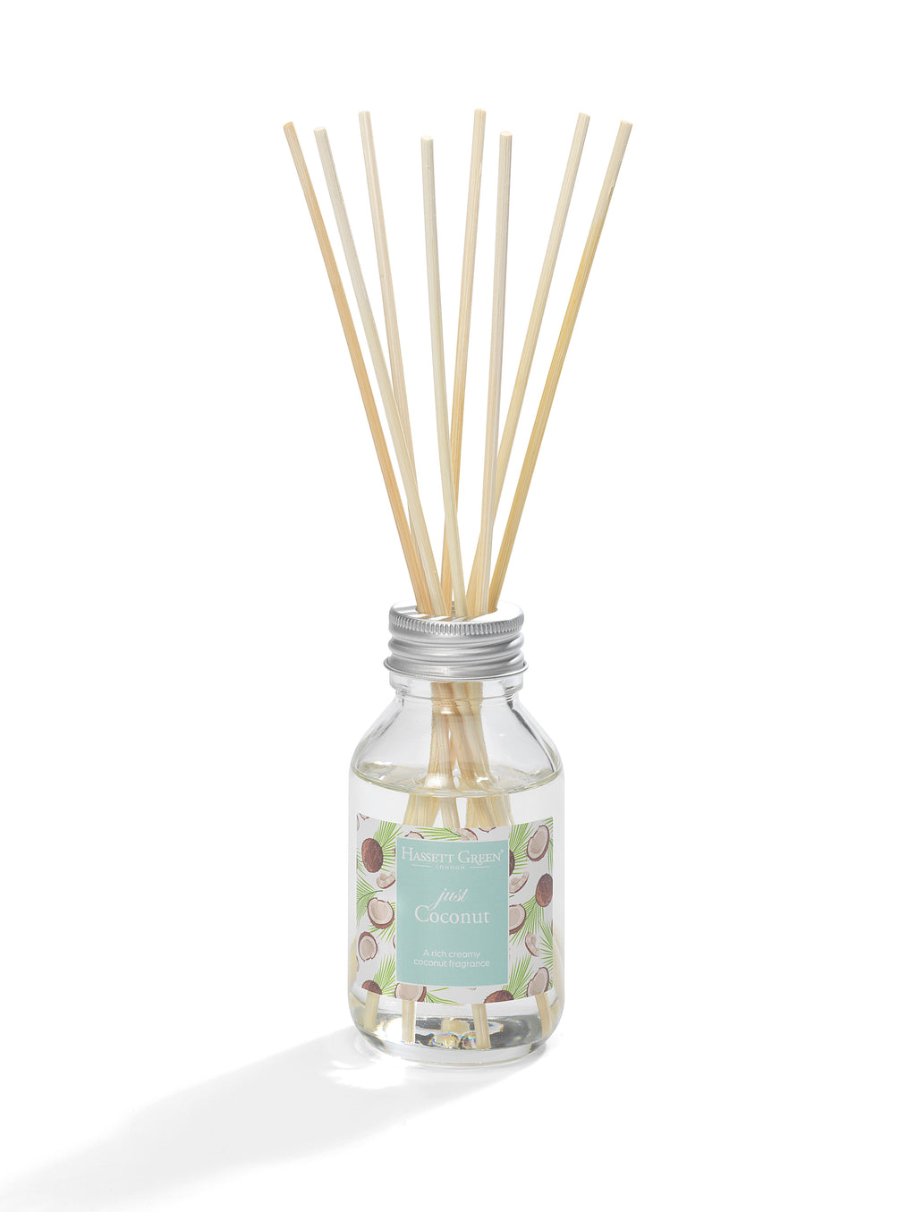 Just Coconut - Fragrance Reed Diffuser 100ml