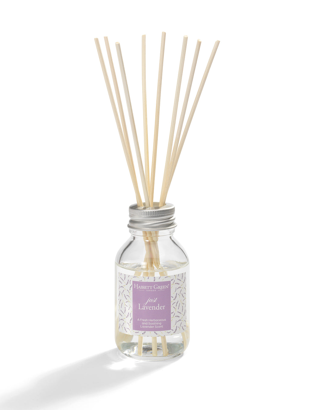 Just Lavender - Fragrance Reed Diffuser 100ml