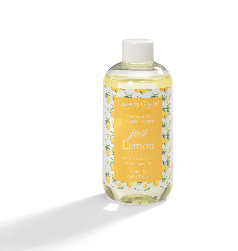 Just Lemon - Reed Diffuser Refill 250ml