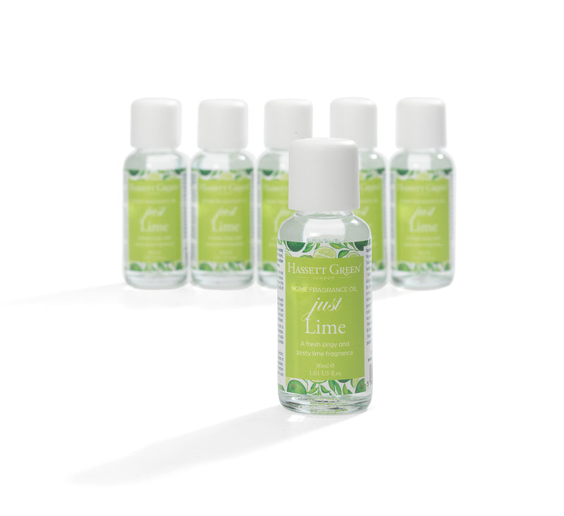 Just Lime - Home Fragrance Oil 30ml