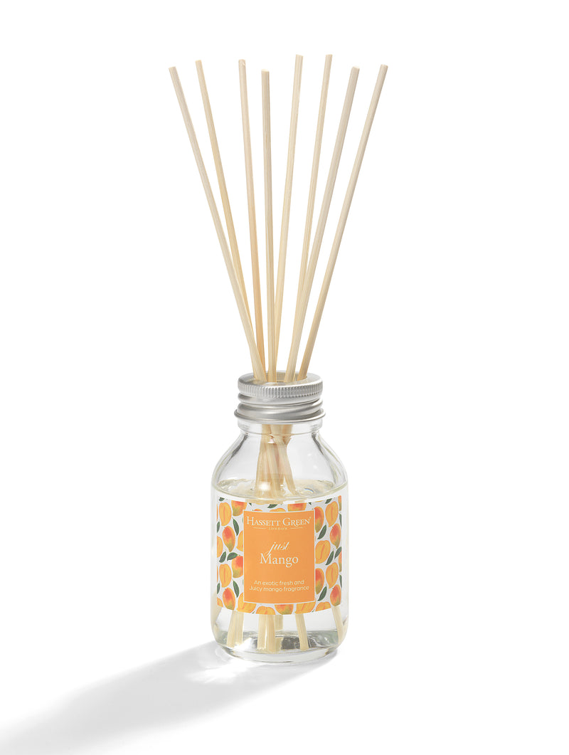 Just Mango - Fragranced Reed Diffuser 100ml