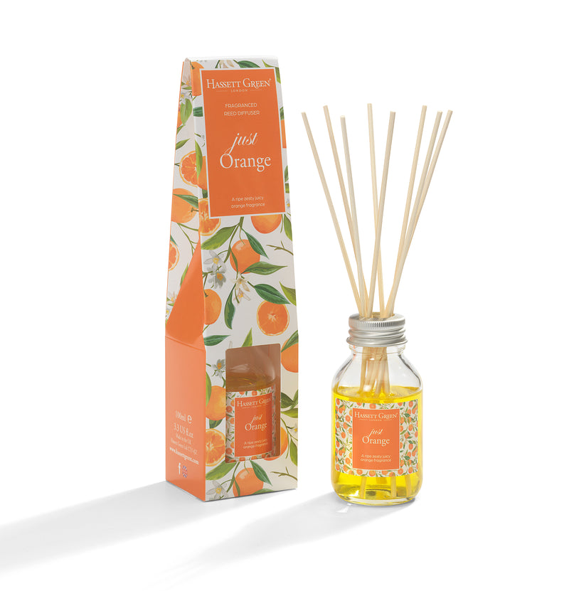 Just Orange - Fragrance Reed Diffuser 100ml