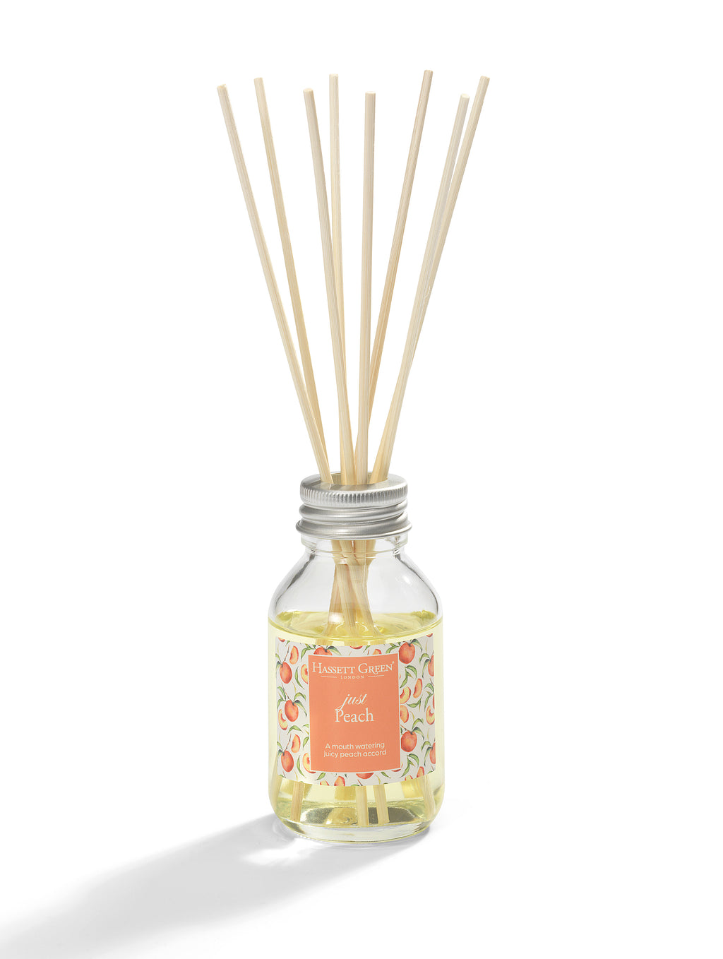 Just Peach - Fragrance Reed Diffuser 100ml