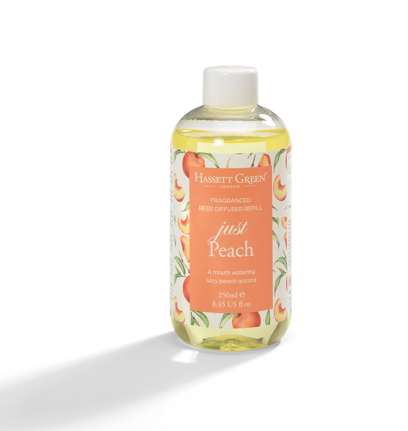 Just Peach - Reed Diffuser Refill 250ml