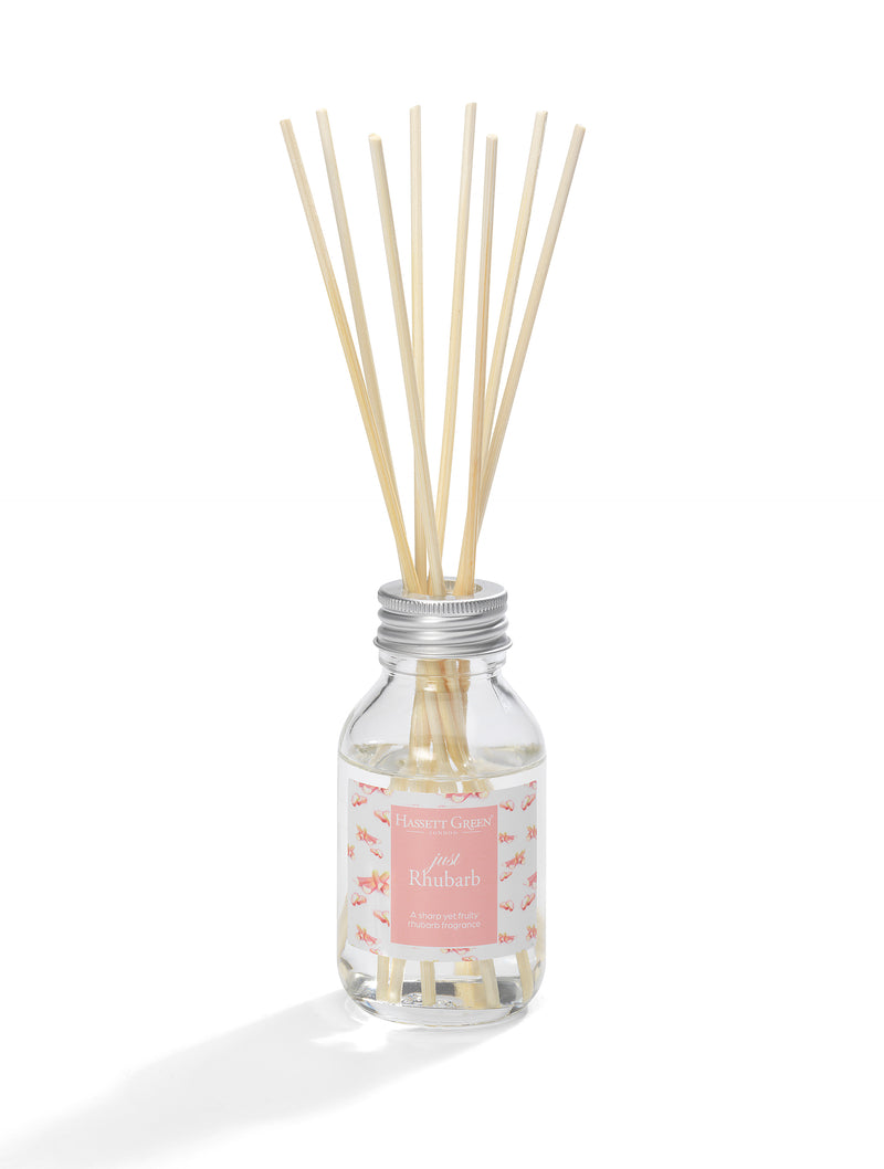 Just Rhubarb - Fragrance Reed Diffuser 100ml