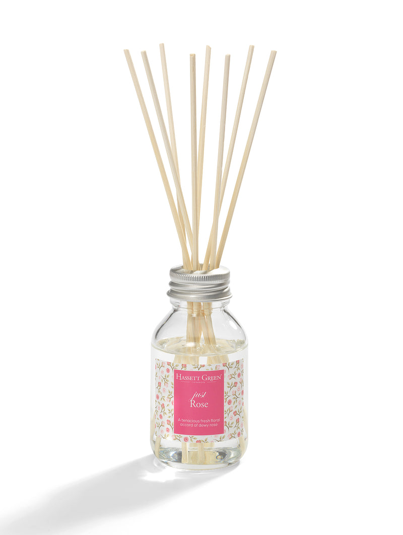 Just Rose - Fragrance Reed Diffuser 100ml