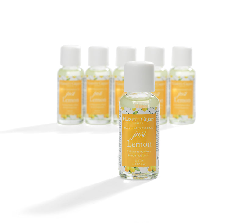 Just Lemon - Home Fragrance Oil 30ml