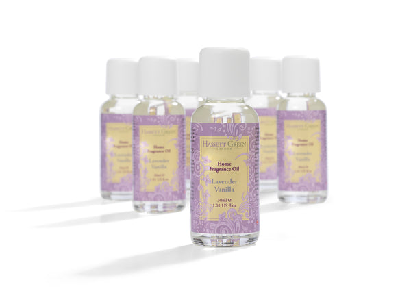 Lavender Vanilla - Home Fragrance Oil 30ml