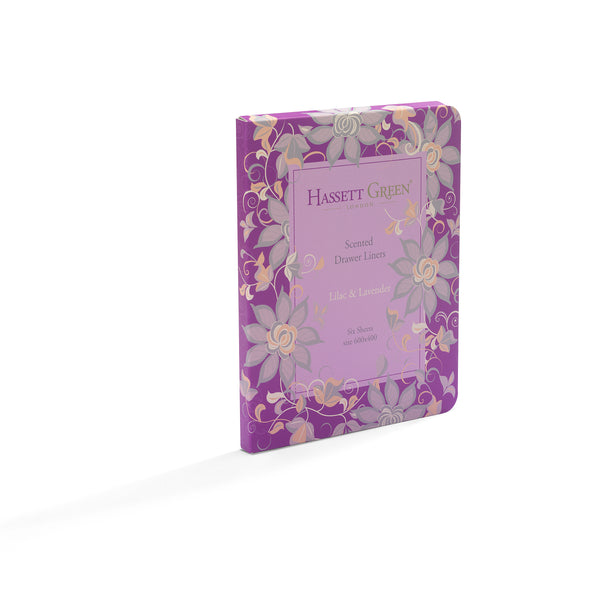 Lilac & Lavender - Scented Drawer Liners