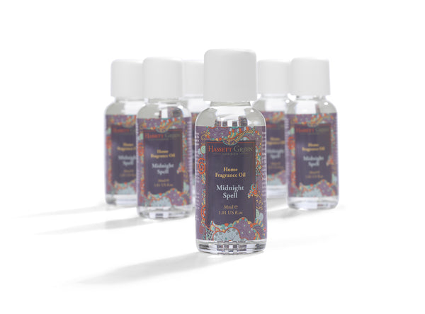 Midnight Spell - Home Fragrance Oil 30ml