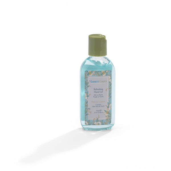 Natural Cotton Refreshing Hand Gel 75ml
