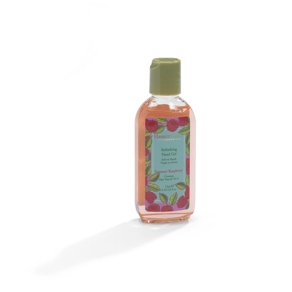 Summer Raspberry - Refreshing Hand Gel 75ml