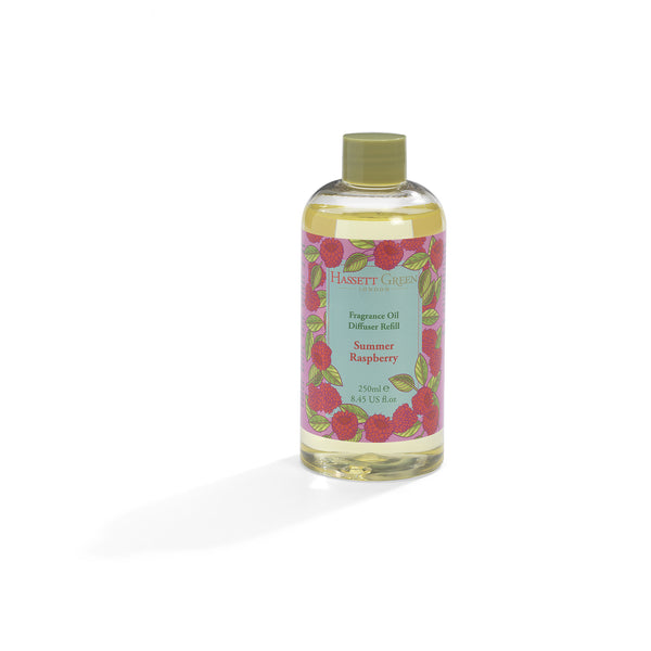 Summer Raspberry - Fragrance Oil Diffuser Refill 250ml