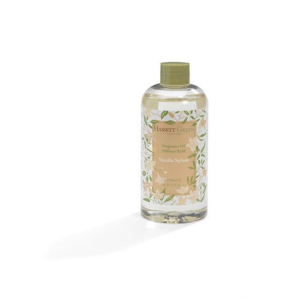 Vanilla Splash - Fragrance Oil Diffuser Refill 250ml