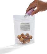 Enlighten - Scented Wooden Balls With Oil & Vase