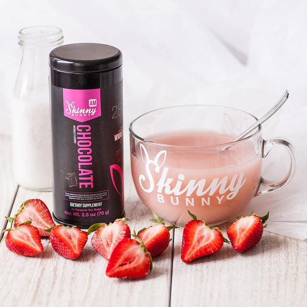 Chocolate Strawberry Tea
