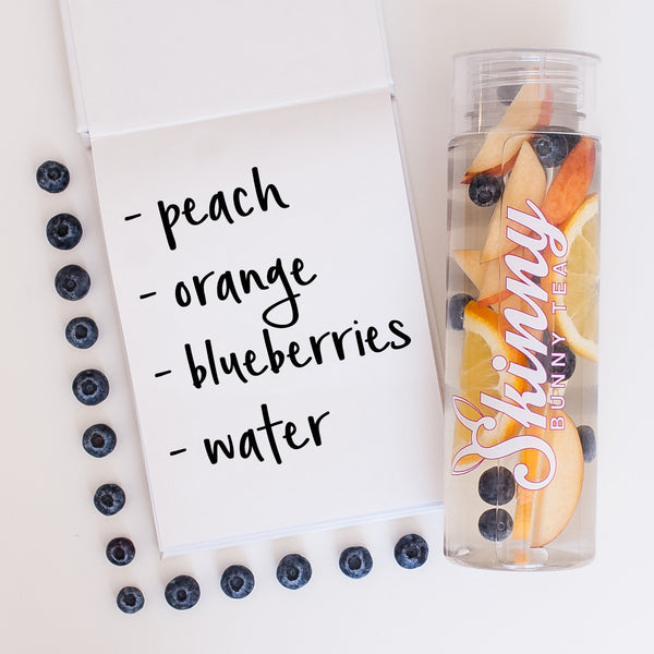 Farmer's Market Detox Water Recipe