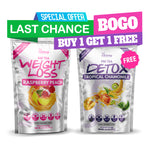 BOGO AM Weight Loss Tea & PM Detox Tea