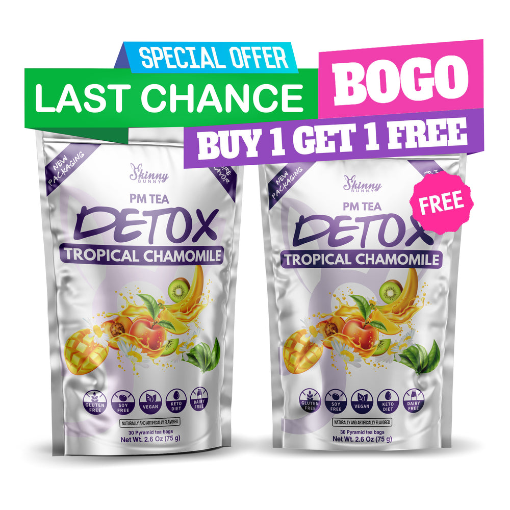 BOGO PM Detox Tea