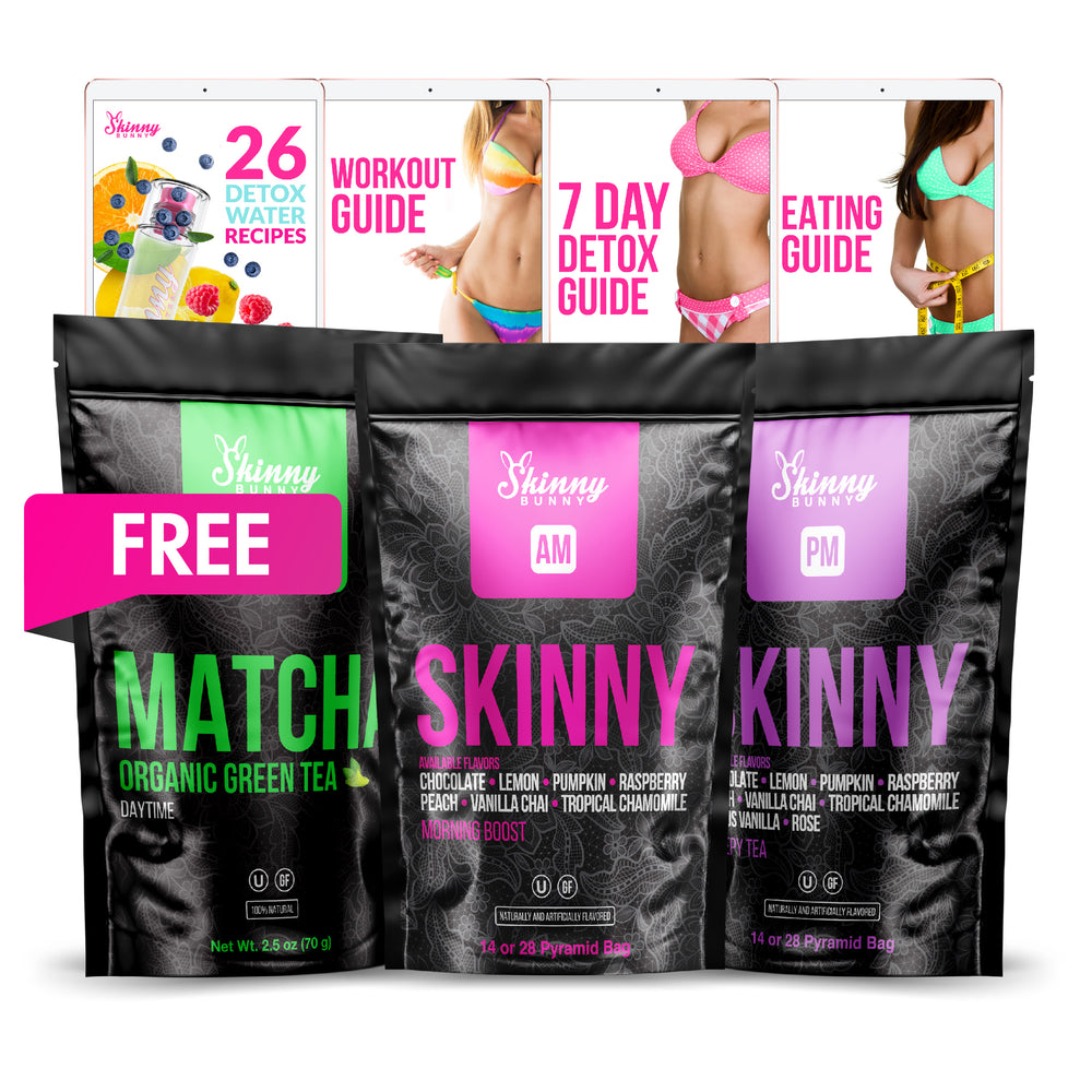 Ultimate Weight Loss & Detox Plan + Tea + FREE Gift