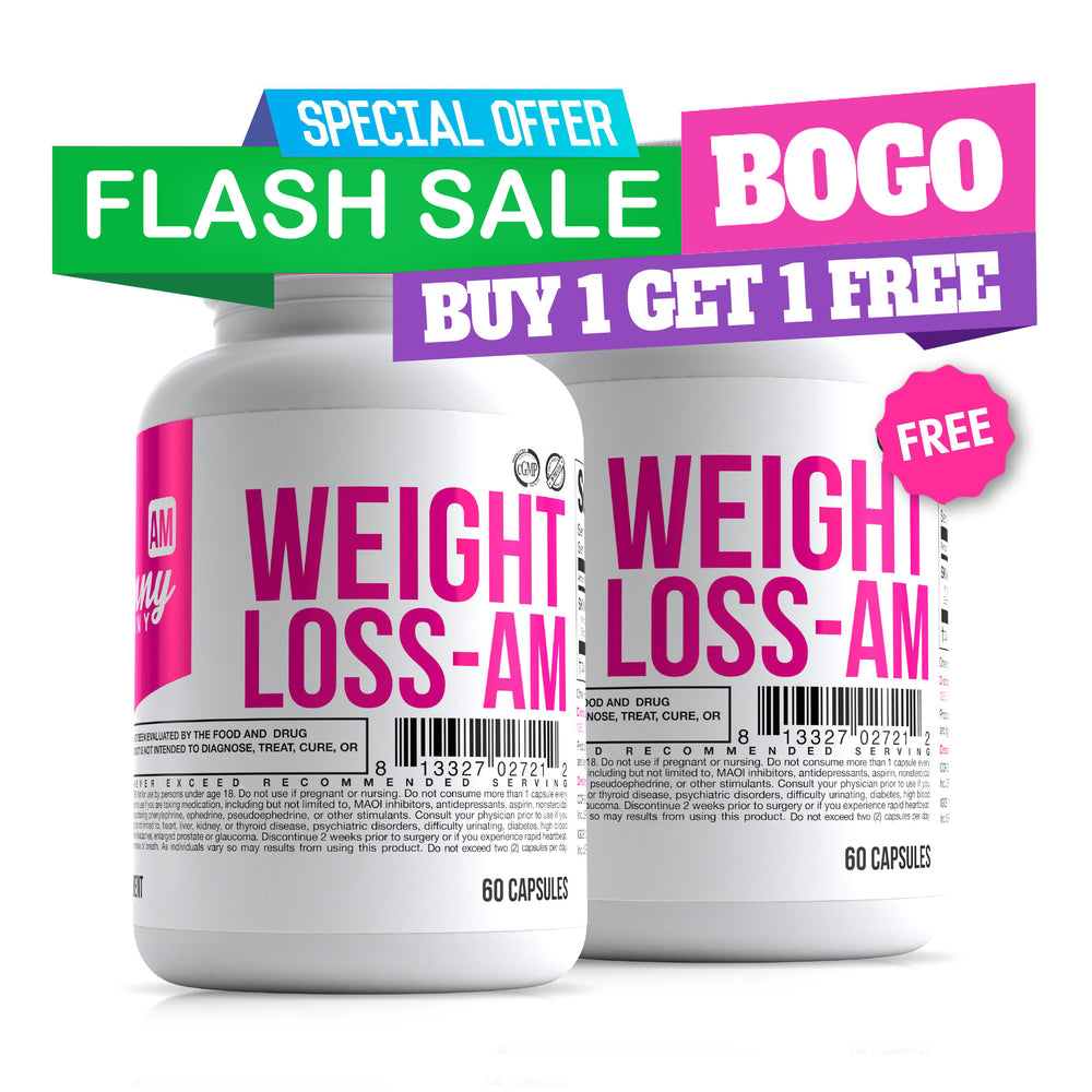 BOGO AM Weight Loss Pills