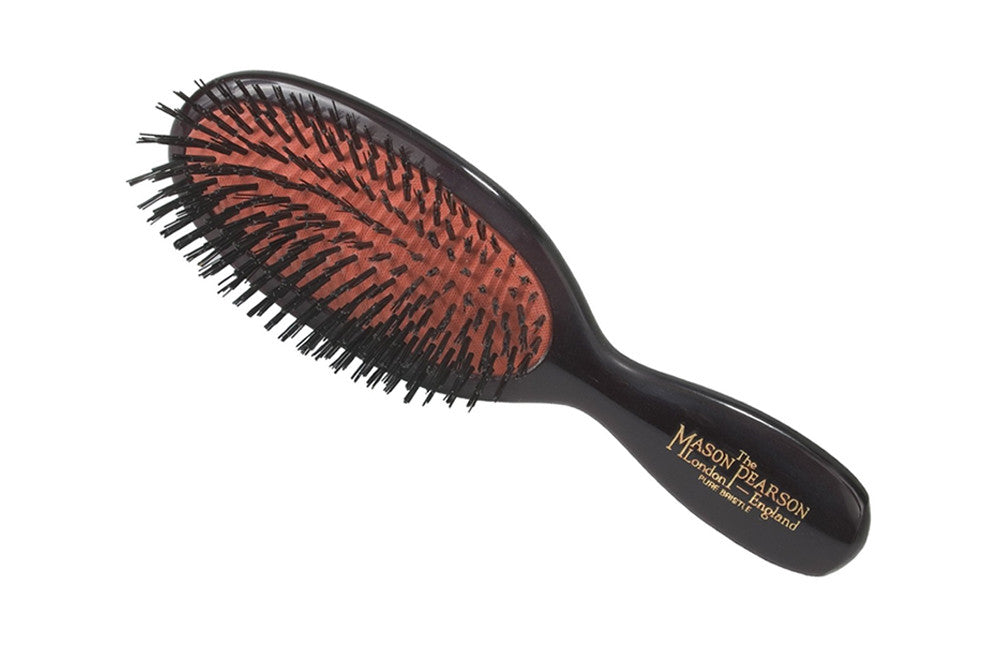 Mason Pearson Pocket Bristle Hair Brush (B4) - Tressence.com