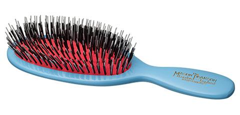 Frisk Mason Pearson Pocket Bristle & Nylon Hair Brush (BN4) – Tressence.com KR-35