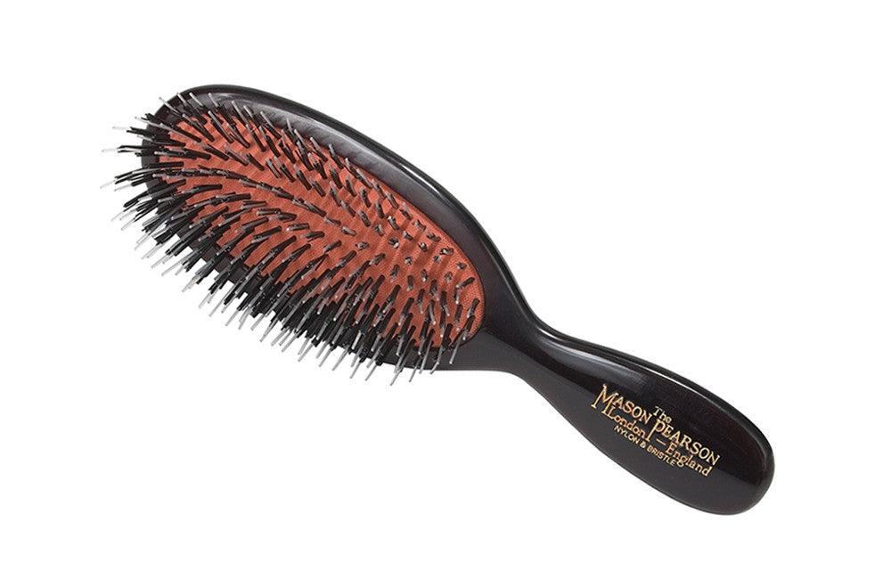Rørig Mason Pearson Pocket Bristle & Nylon Hair Brush (BN4) – Tressence.com YQ-99