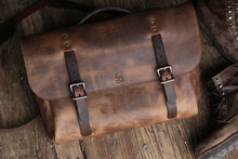 The Calhoun Satchel