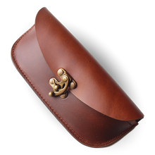 Lauden Leather Glasses Case