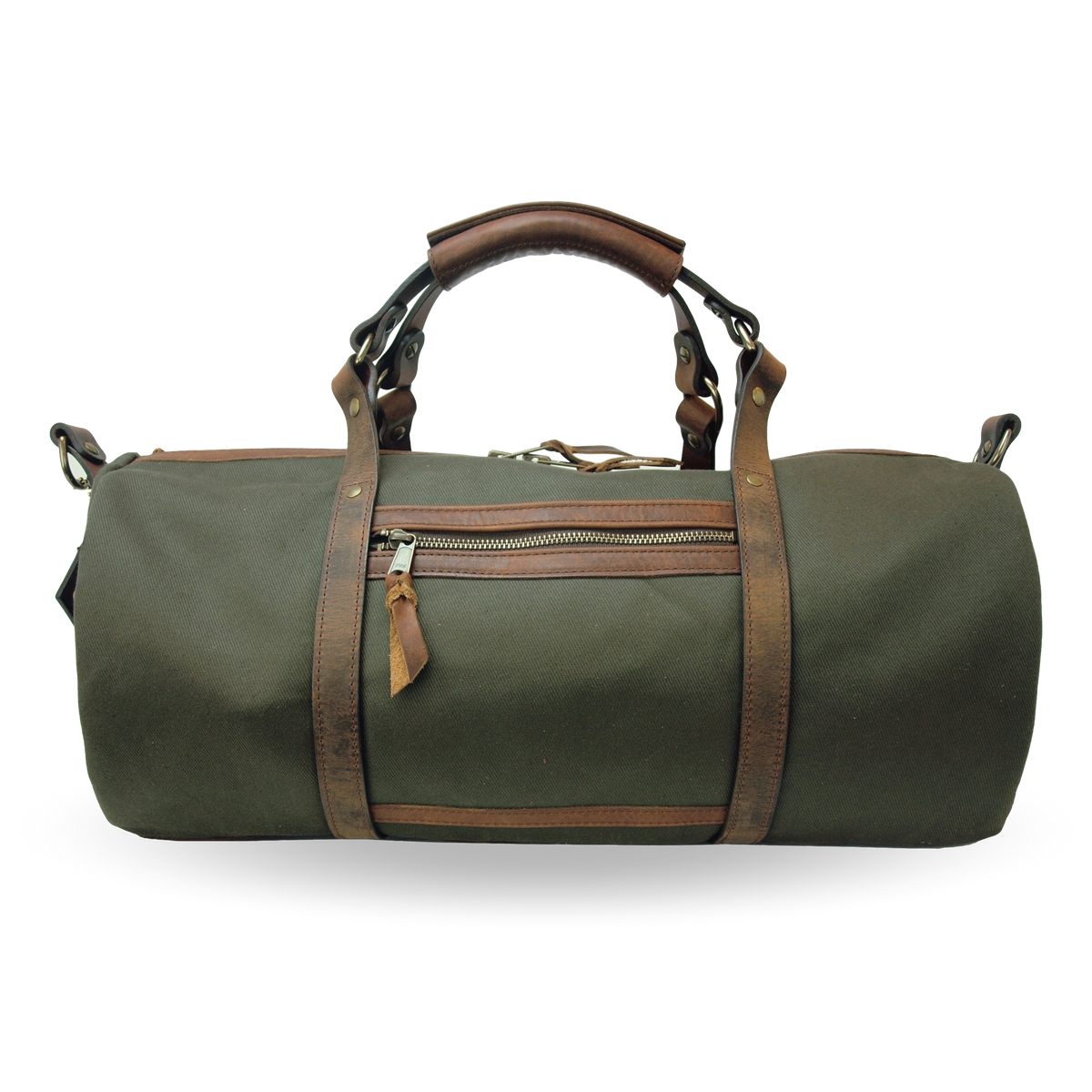 the sullivan duffel lm leather goods