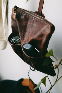 Roll Top Dopp Kit