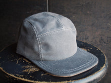 Waxed Canvas Cap