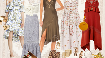 What to Wear to a Ranch Wedding