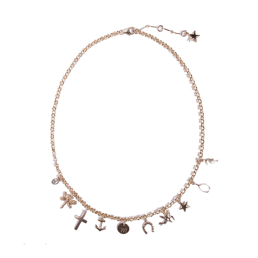Madison McKinley Mimi Ten Necklace