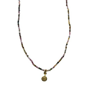 LONG DRU NECKLACE
