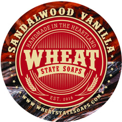 Sandalwood Vanilla - 4.5 oz jar