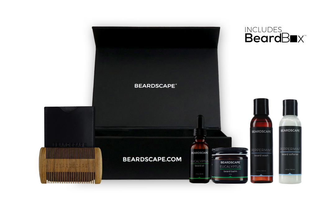 Executive Beard Comb Kits - BeardScape Co